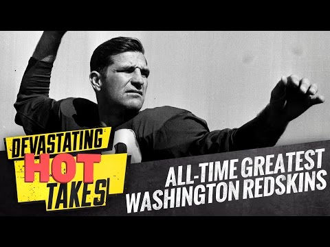 All-Time Greatest Washington Redskins