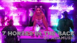 7 Horses in the Back - Ariana Grande/Lil Nas X/Billy Ray Cyrus (Mashup/Remix)