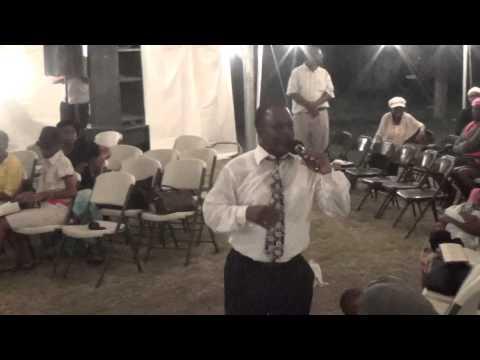 Pastor Leslie Jones @ NETA Old Harbour Pt1