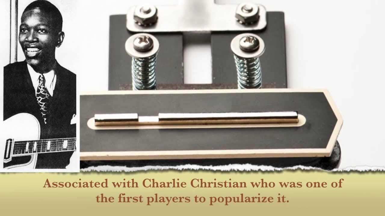 charlie christian guitar hero and pickup giver seymour duncan