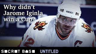 Jarome Iginla never won a Stanley Cup. Here's what left him empty-handed.
