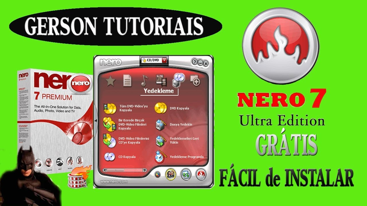 download nero 7 ultra edition full version free