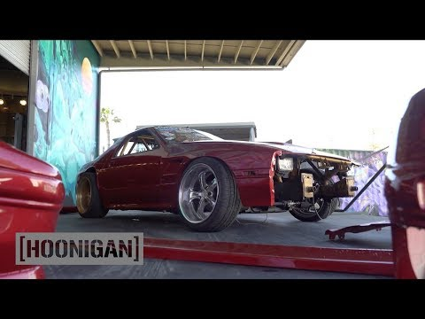 [HOONIGAN] DT 042: Hert's Mazda FC RX7 TWERKSTALLION (Rotary Swap?)