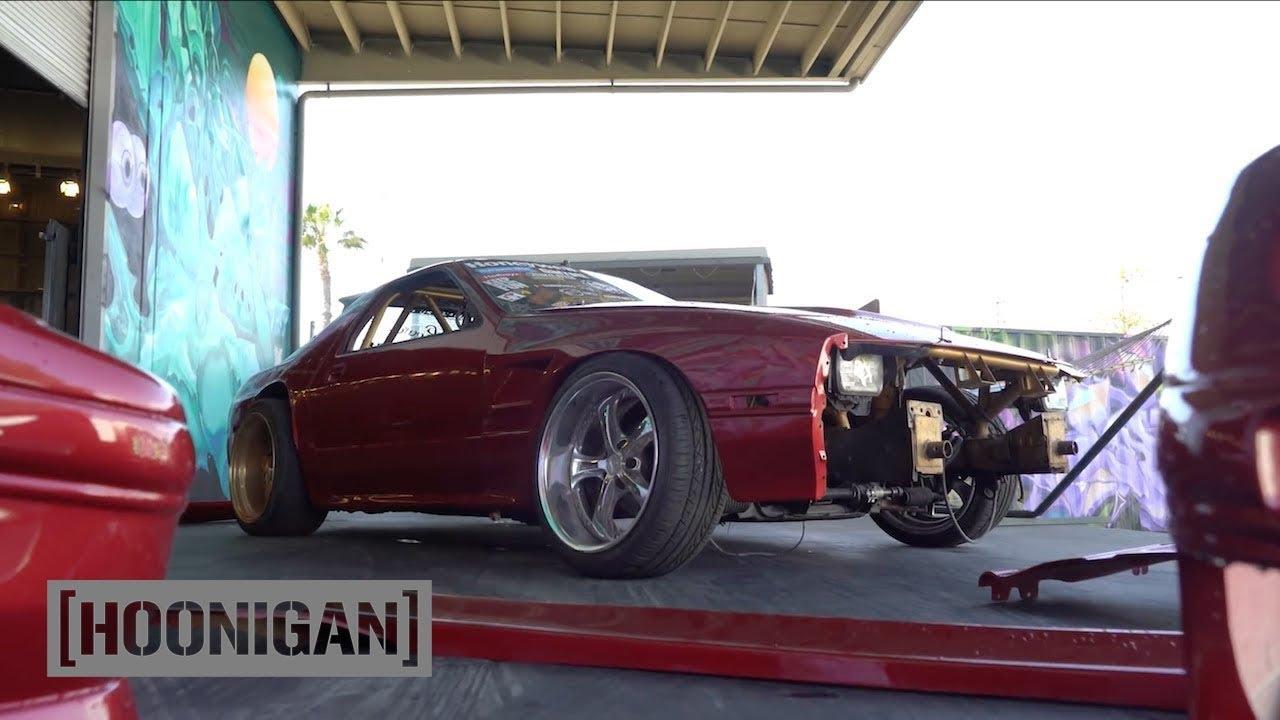 [HOONIGAN] DT 042: Hert's Mazda FC RX7 TWERKSTALLION ...