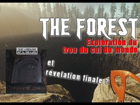 Bien connu The Forest #6 | L'exploration du grand trou et MOD API - YouTube DL63