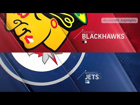 Chicago Blackhawks vs Winnipeg Jets Dec 11, 2018 HIGHLIGHTS HD