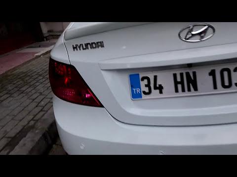 NCELEME Hyundai Accent Blue n inceleme