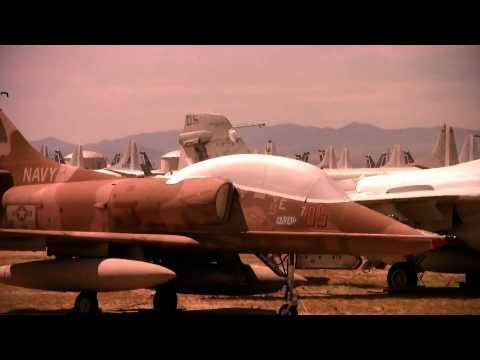 AMARC Aircraft Boneyard
