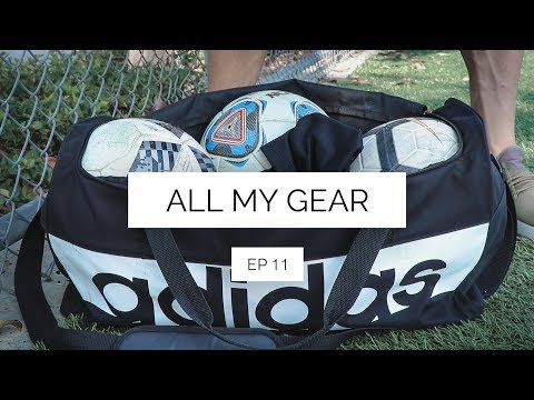 What's In My Soccer Bag? | All The Gear I Use To Train