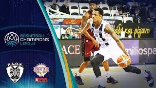 PAOK v Umana Reyer Venezia - Highlights - Basketball Champions League 2018-19