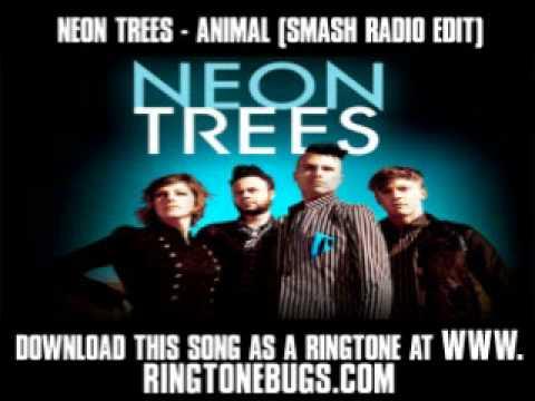 Neon Trees - Animal (Smash Radio Edit) [ New Video + Lyrics + Download ]