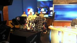 Cub Scouts Pack 309 Visits WJXT, Jacksonville