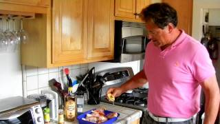 Tequila Lime Chicken Thighs And Legs Grilled To Perfection By Barbeque Joe Part 1 Of 3