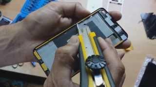 Cambio de pantalla y cristal de Hisense HS U970