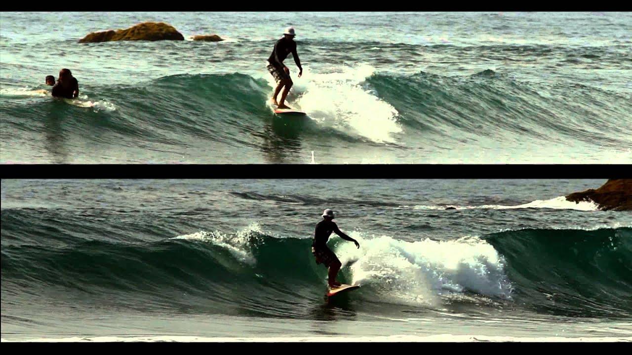 EasyDrop Surf Camp Itacaré, Brazil - YouTube