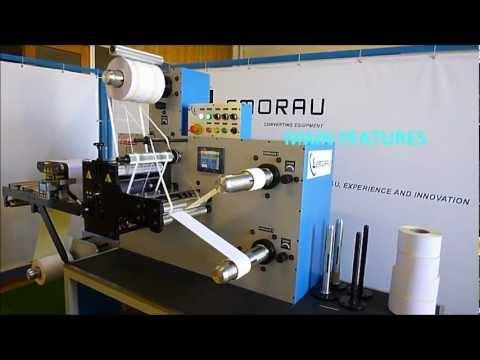 Lemorau M 225 Quinas De Etiquetas Labels Machinery Doovi