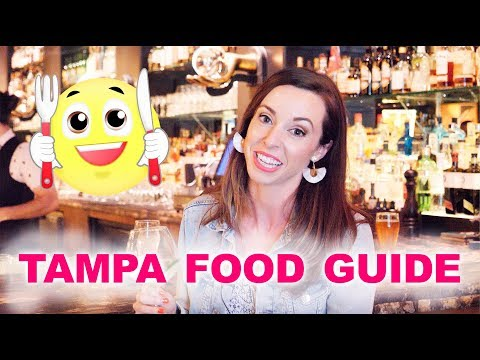 Tampa Bay's Best Restaurants & Bars | Florida Foodie Guide