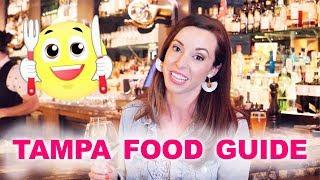 Tampa Bay's Best Restaurants & Bars   Florida Foodie Guide