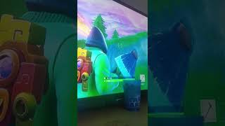 my fist time with 300 v bucks fortnite