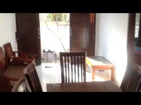 Sewa Rumah Murah Harian Di Bali Jalan Kaki Pantai Kuta Youtube