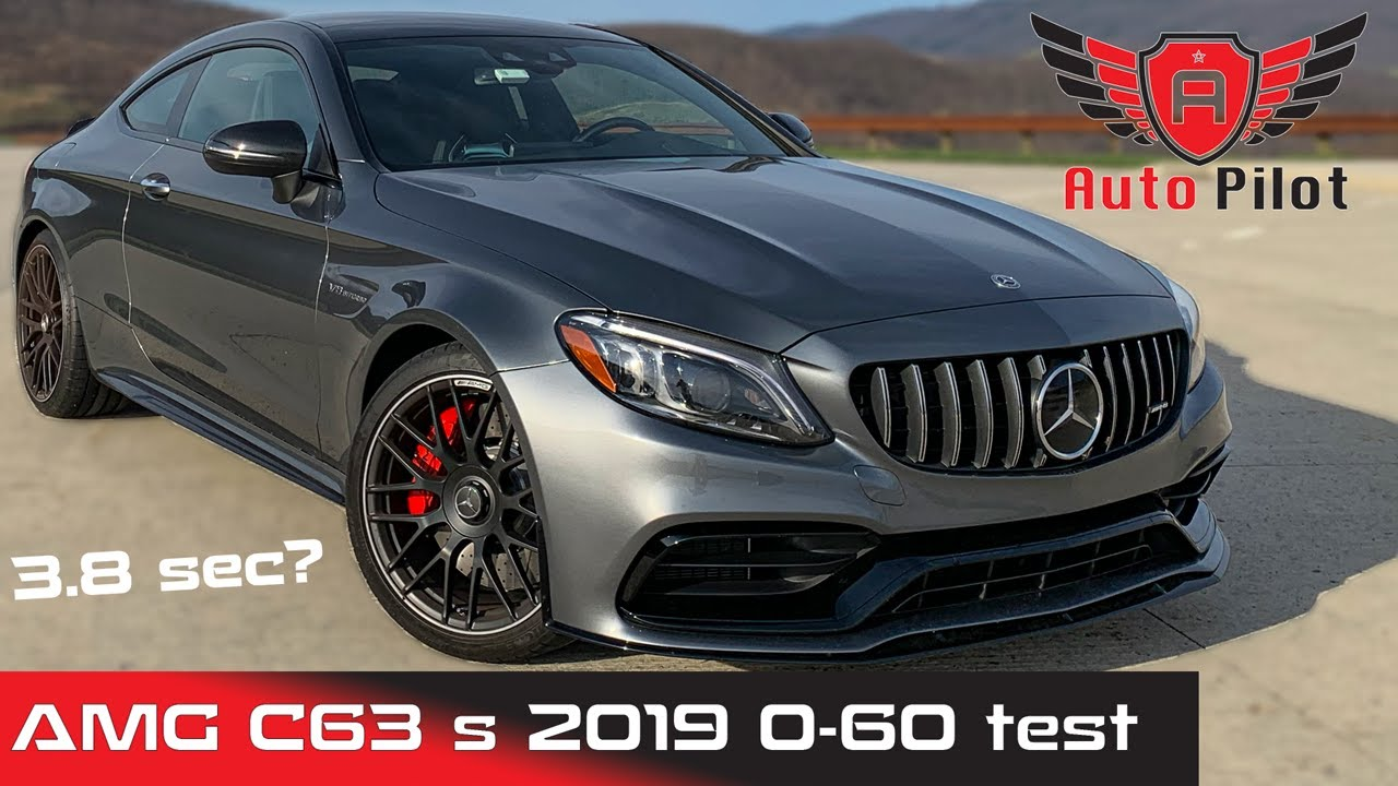 Mercedes C63 Amg 0 60 | Top New Car Release Date