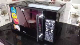 IFB Microwave convection step by step review | sartup kit and working process and menu