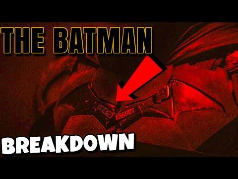 The Batman (2021) BATSUIT REVEALED!! BREAKDOWN + REACTION