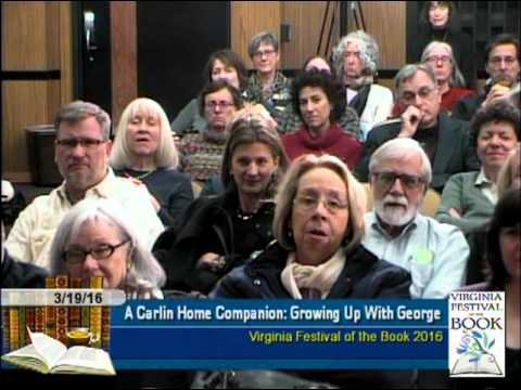 A Carlin Home Companion  Growing Up With George