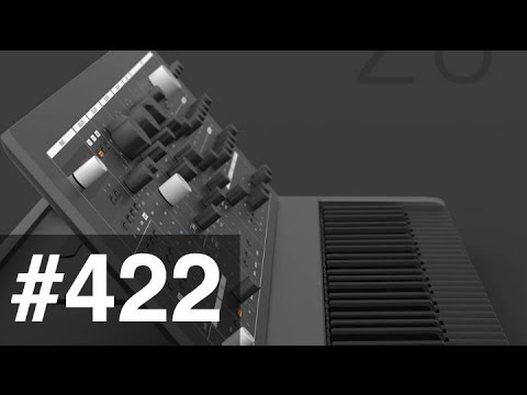 Sonic TALK 422 - Hartmanns New Synth, 8-bit Roots