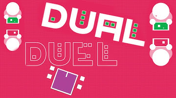 DUAL! - Gameplay -  Multiplayer Duel [Android] HD