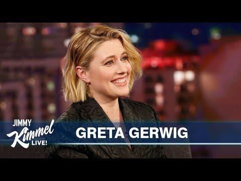 Greta Gerwig on
