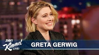 Greta Gerwig on Directing Meryl Streep in Little Women & Awkward Golden Globes