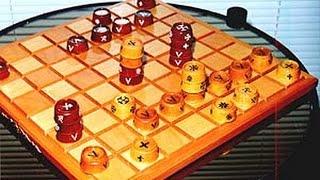 Таврели - русские трёхмерные шахматы № 2  Названия и передвижение фигур