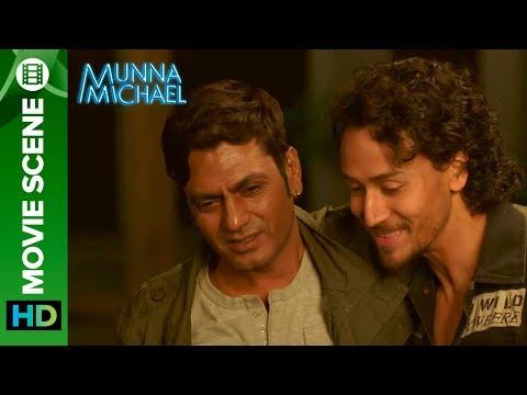 Tiger saves Nawazuddin life | Munna Michael