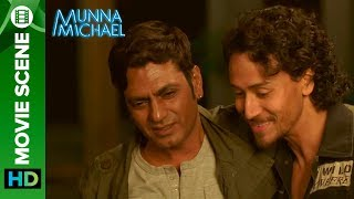 Tiger saves Nawazuddin life   Munna Michael