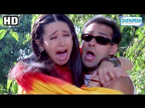 Best of Salman Khan Scenes from Chal Mere Bhai (HD) Sanjay Dutt - Karishma Kapoor - Comedy Movie