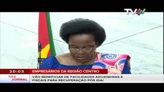 Empresários da Região Centro vão beneficiar de facilidades aduaneiras e fiscais