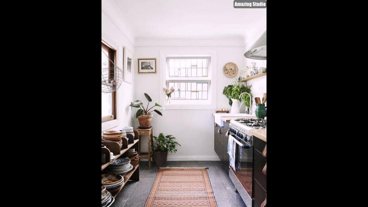 Chic Small Bohemian Kitchen Decor Youtube