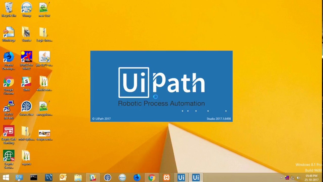 UiPath - how to deploy UiPath project and execute using UiPath Robot