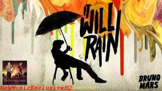 Bruno Mars - It Will Rain [New Official Music] 2011 HQ