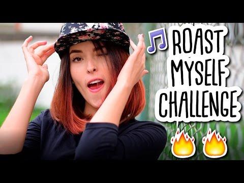 Mi Propia Canción - Roast Myself Challenge | Kika Nieto