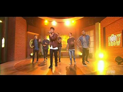 Justice Crew perform 'Que Sera' live