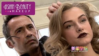 Beauty Academy - S01 E02 - Part 3 - Make-up for shooting pictures Thumbnail