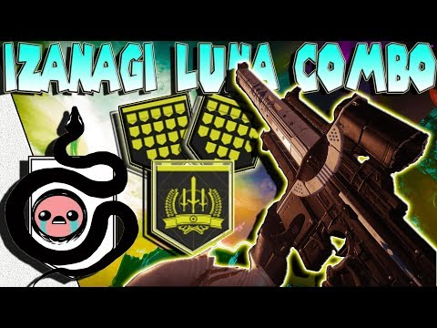 Izanagi's Burden & Luna's Howl UNDEFEATED WE RAN OUT OF MEDALS   Destiny 2: Black Armory PvP thumbnail