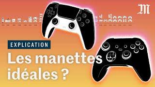 PS5, Xbox : pourquoi les manettes de jeux vidéo se ressemblent (presque) toutes
