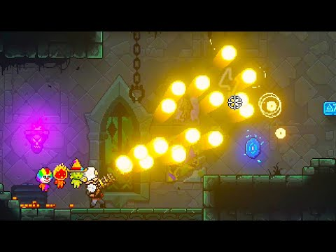 Using An Excessive Amount Of Bullets To Solve Problems in Neon Abyss |