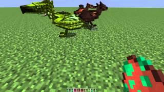Video Minecraft Daha Fazla Hayvan Modu(DrZhark's Mo'Creatures Mod) download MP3, 3GP, MP4, WEBM, AVI, FLV Januari 2018