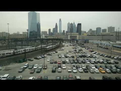 Philadelphia Time Lapse from Drexel University