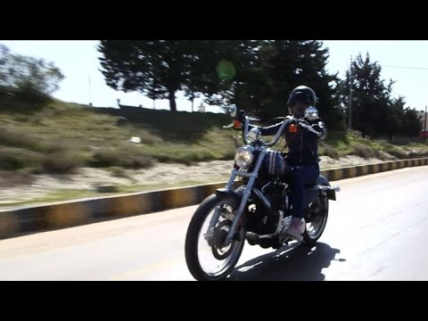 In Jordan, female bikers challenge conservative social norms