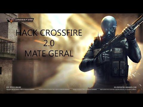 HACK CF 2.0 [no recoil,aimbot,wall,superman,atravessar parede,etc]